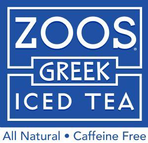 Zoos Greek Iced Tea